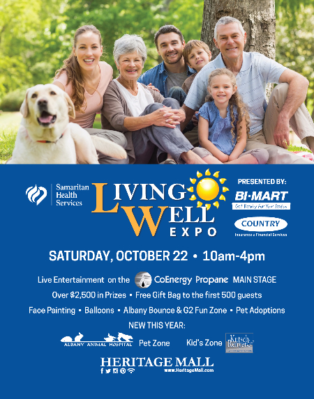 Living Well Expo