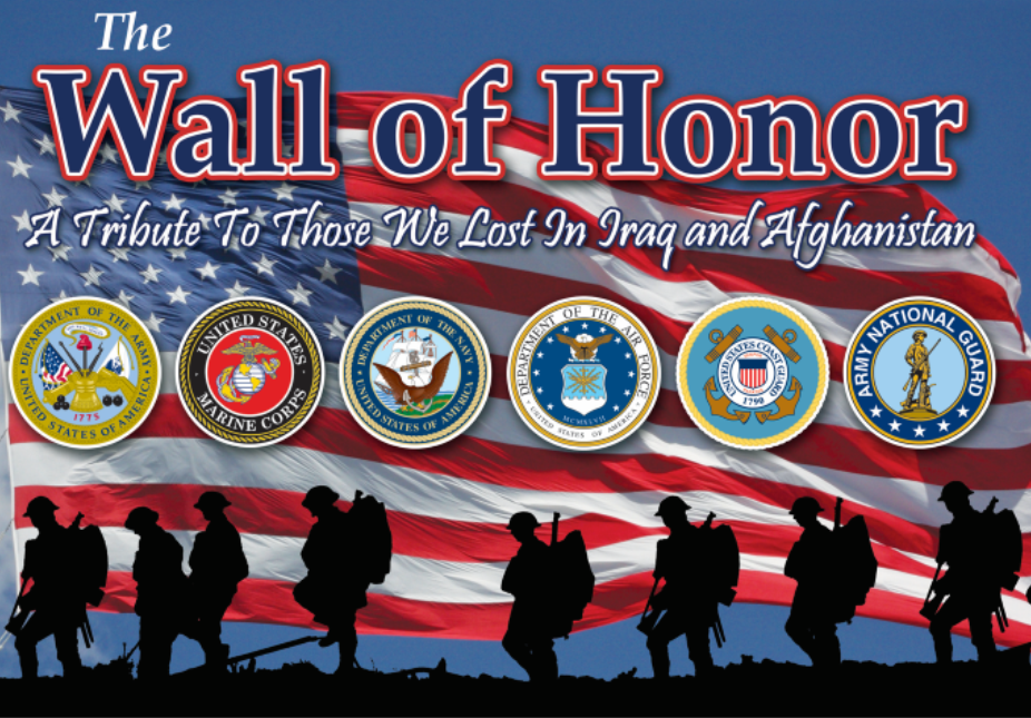 The Wall of Honor